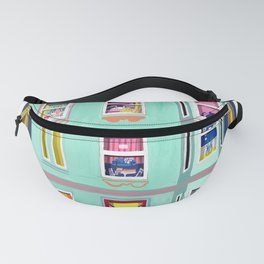 Tenement Life Fanny Pack