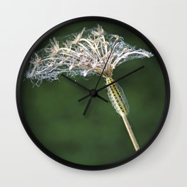 The Slow Journey Wall Clock