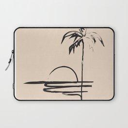 Abstract Landscpe Laptop Sleeve