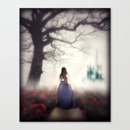 The Field Of Dreams Canvas Print