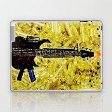 ROCK AND ROLL - 017 Laptop & iPad Skin