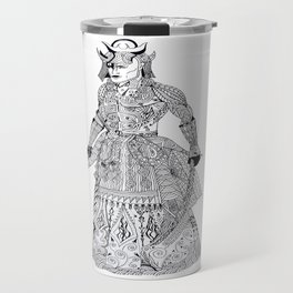The Last Samurai Travel Mug