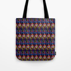 Maze of Quilts Tote Bag