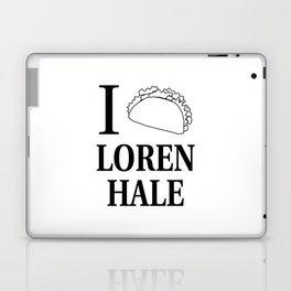 I Taco Loren Hale Laptop & iPad Skin
