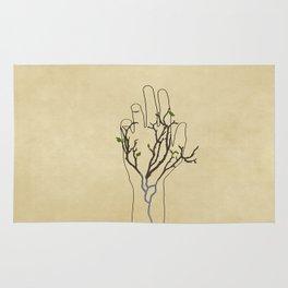 Handtree Rug