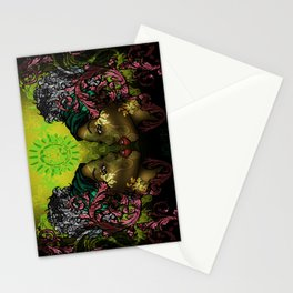 Ital Twins Stationery Cards