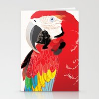 wasted rita Stationery Cards featuring Rita  by Nicholas Darby
