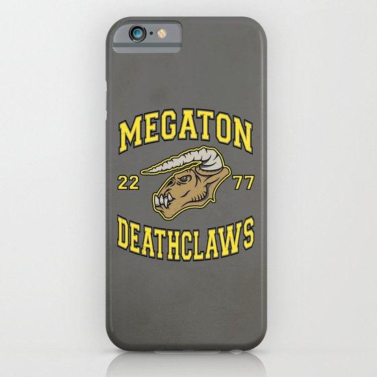Megaton Deathclaws iPhone & iPod Case