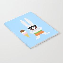 Sun Bun Super Notebook