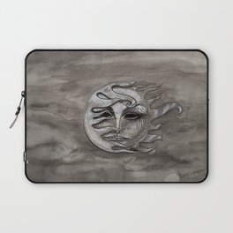 Wind Swept Sun Laptop Sleeve