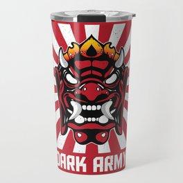 Dark Army Hacking Group Travel Mug