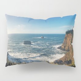 The Sunny Oregon Coast Pillow Sham