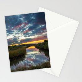 Mississippi Coastal Sunrise Stationery Cards