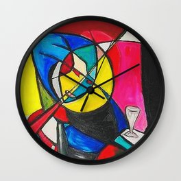 Within the Circle #society6 #decor #buyart Wall Clock