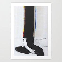 Bazaar #7 Art Print