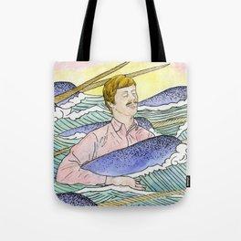 Narwhal Dreams Tote Bag