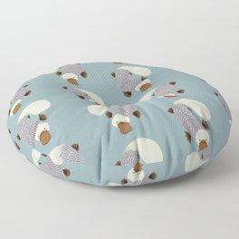 Whimsical Platypus Floor Pillow