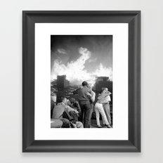 Privilege Framed Art Print