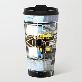 Port Chalmers Boat House Travel Mug