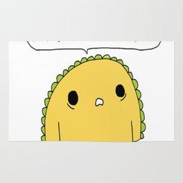 Crispy Taco. Rug