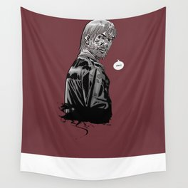 The Walking Dead Rick Grimes Wall Tapestry