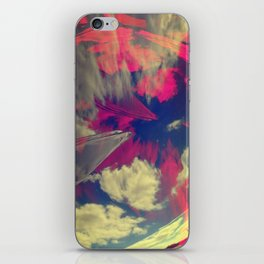 Signs in the Sky Collection - Visions iPhone Skin