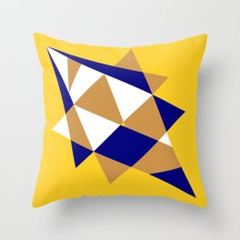 Champagne-fancy Throw Pillow