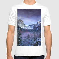 Landscape #photography #society6 #photography White Mens Fitted Tee MEDIUM