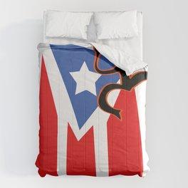 Mi bandera, Puerto Rico Comforters