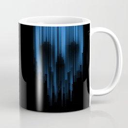 deadcity blue Coffee Mug