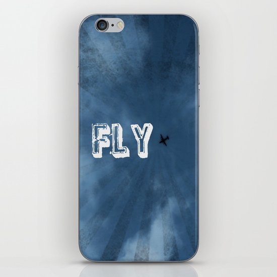 FLY! iPhone & iPod Skin