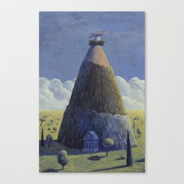 The Hatching Canvas Print