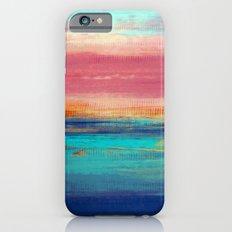 Retro Sunset Slim Case iPhone 6s