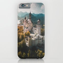 Magical Castle iPhone Case