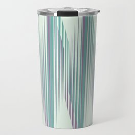Zig Up, Zig Down Travel Mug