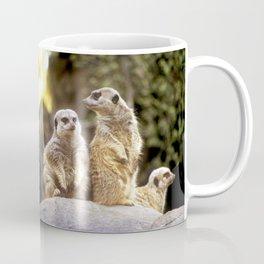 Act Natural Meerkats Coffee Mug