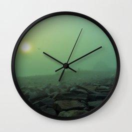 The Fog(Niebla...) Wall Clock