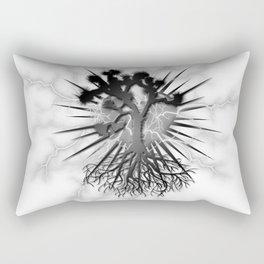 Joshua Tree Lightning by CREYES Rectangular Pillow