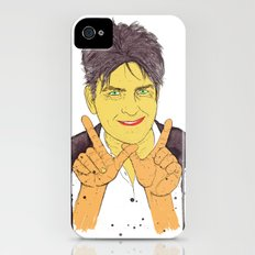 W is for Winning Slim Case iPhone (4, 4s)