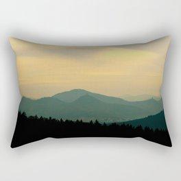 Annweiler in dusk colors Rectangular Pillow
