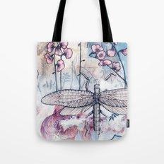 The Tea Migration Tote Bag