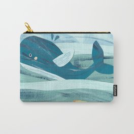 Big Whale Carry-All Pouch