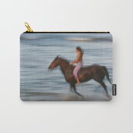 Beach Riding Carry-All Pouch