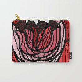 Rose Riots Carry-All Pouch