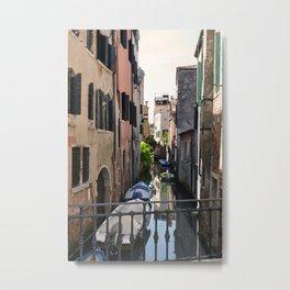 Venice, Italy || Metal Print