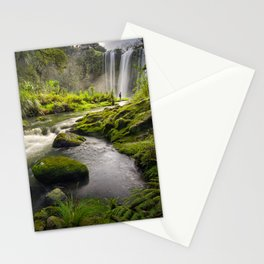 Whangarei Falls Stationery Cards