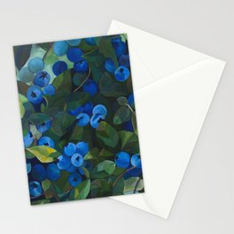 A Blueberry View Stationery Cards