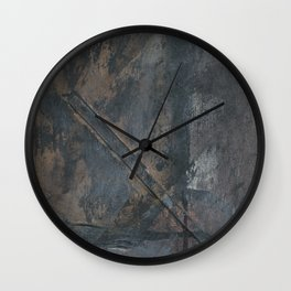 2017 Composition No. 19 Wall Clock