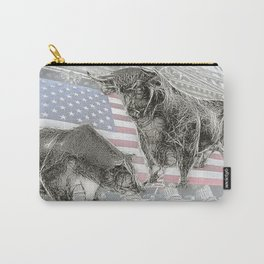 Have a NYSE day! Carry-All Pouch