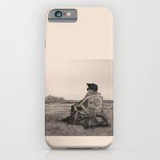 OLD WICKER Slim Case iPhone 6s